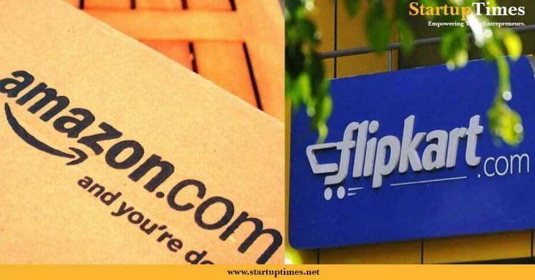 Amazon India Sees Red After Reports Claim Flipkart's Victory In Festive Sales Battle