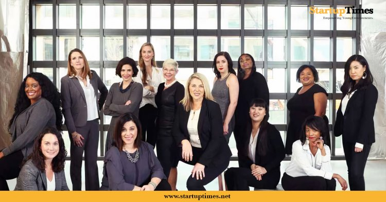 Gender equality: 5 reasons why there aren't a lot of female founding startups?