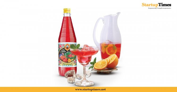 How RoohAfza is still the go-to summer drink in every house