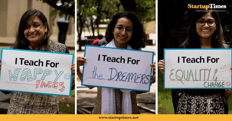 Teach For India enabling millions to rise and shine