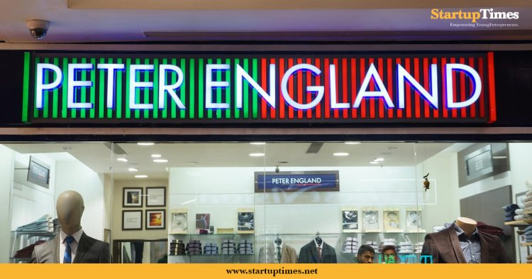 How Peter England became a trusted brand in India?