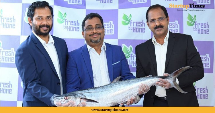Fishing in pandemic waters, Bengaluru startup acknowledges the ways to deliver fresh.