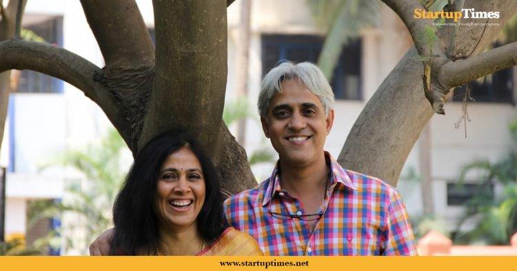 Harish Closepet and Rashmi Closepet are founders of Itsy Bitsy