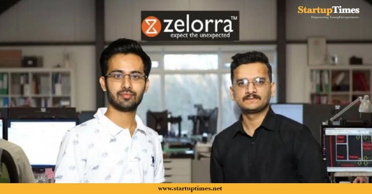 """""""Zelorra"""" a messiah startup enabling low-cost and timely delivery of essentials"""