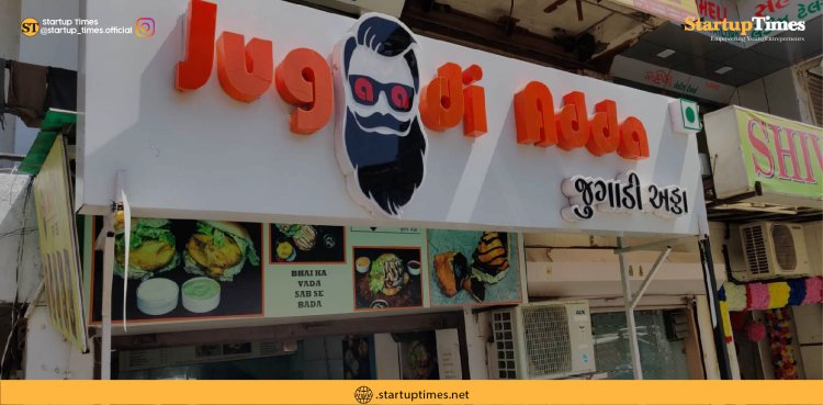 """These techies quit their IT jobs to start their """"Vada Pao"""" fusion joint."""