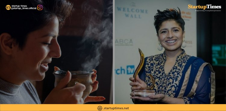 Indian-startup 'Chai Waali' is currently in the list Australia's startup of the Year
