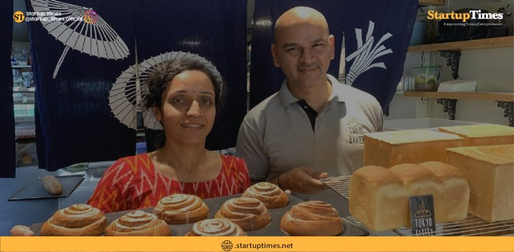 Pune Man Quits Job to Learn Bread-Making in Japan, Opens Unique Bakery Back Home