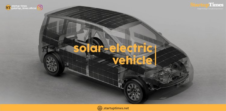 German Startup's Solar-Electric Car Can Recharge During a Sunny Drive