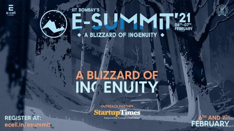 Think Entrepreneurship. Think E-Summit 2021