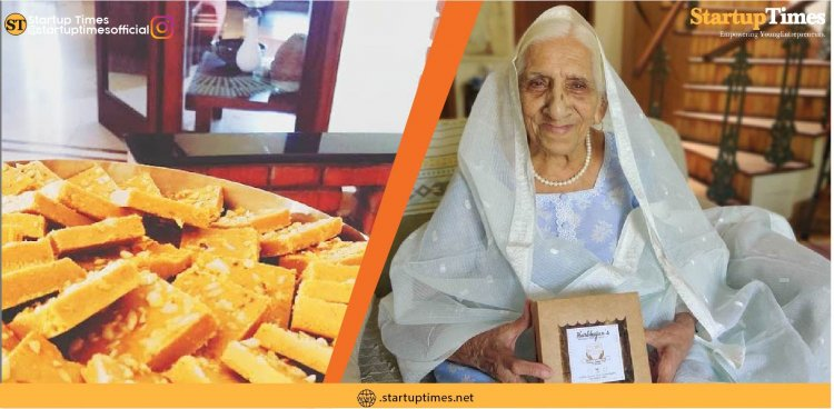 This 94 years old lady started her entrepreneurial journey by selling began barfi