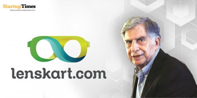Ratan Tata exits a winner from unicorn start-up Lenskart with 5x profit.