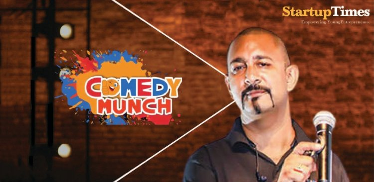 """The story of """"Comedy Munch"""", a boom in the Comedy industry."""