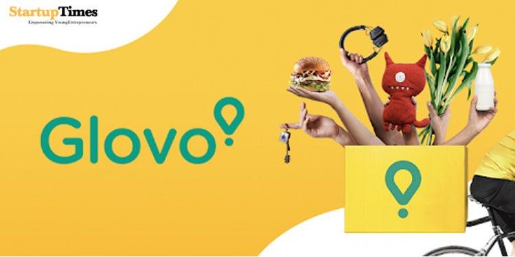 Glovo raises €450 million