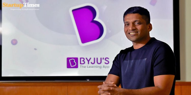 Byju's to become India's most-valuable startup