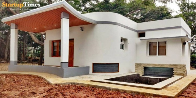 Tavasta Manufacturing Solutions builds a 3D house.