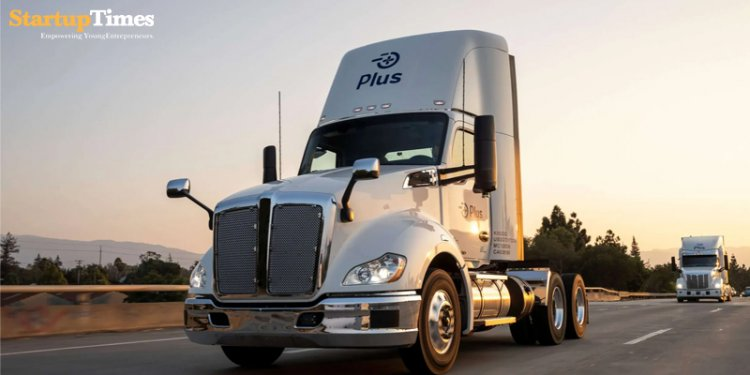 Self-driving truck startup Plus Plans Hennessy SPAC Deal