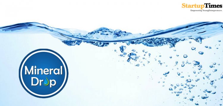 Hygienic Water is everyone's right- Mineral Drop, Nagpur based Startup