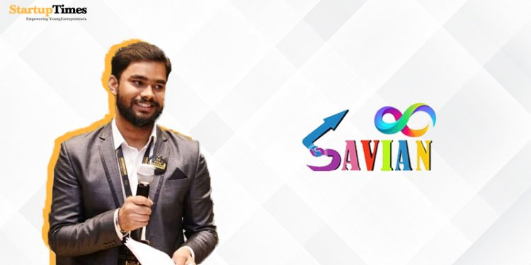 Meet Ankush Tiwari, an entrepreneur who launched Global Savian Consulting LLP.