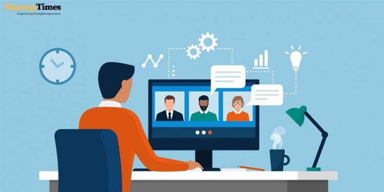 How does an online business model offer benefits for entrepreneurs ?