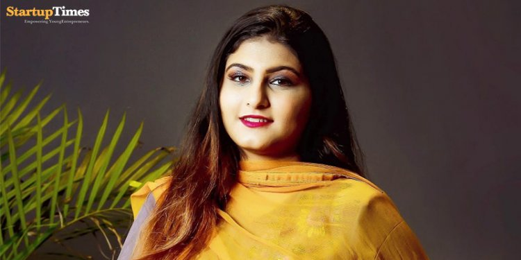 How this Women Entrepreneur running IT firm bagged Global Miss India 2019 with all her Will Power and Passion.