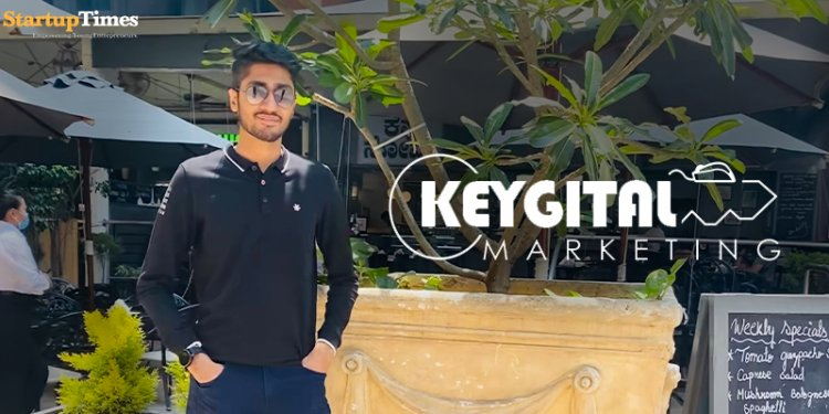 Build your own destiny: Journey of Kutbuddin from being an Intern to an Entrepreneur.