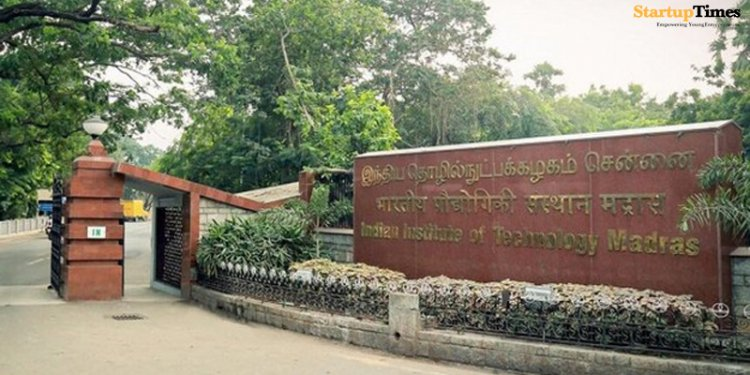 IIT Madras sets up a centre to study the Indian startup ecosystem.