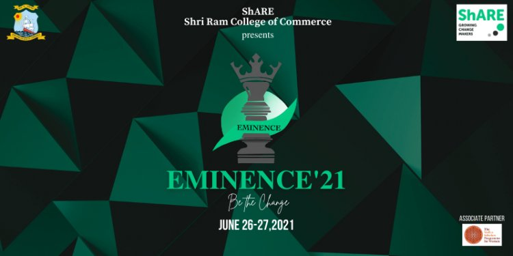 ShARE SRCC hosted Eminence'21 on June 26-27,2021