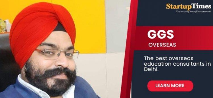 GGS Overseas: the best overseas education consultants in Delhi.