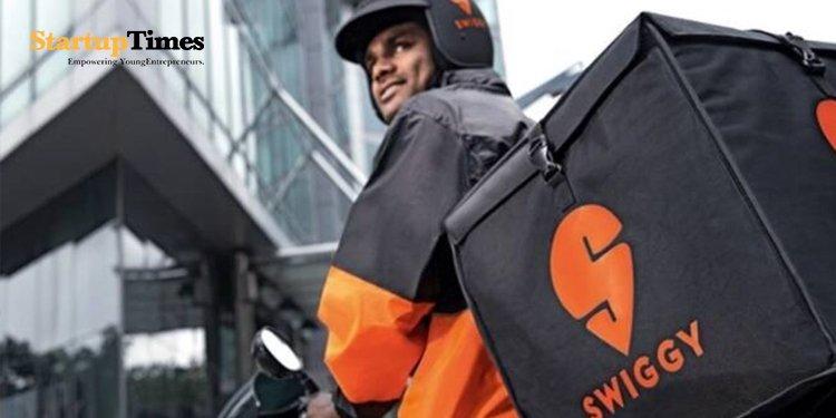 Food Ordering platform Swiggy raises $1.25 billion in a funding round led by SoftBank