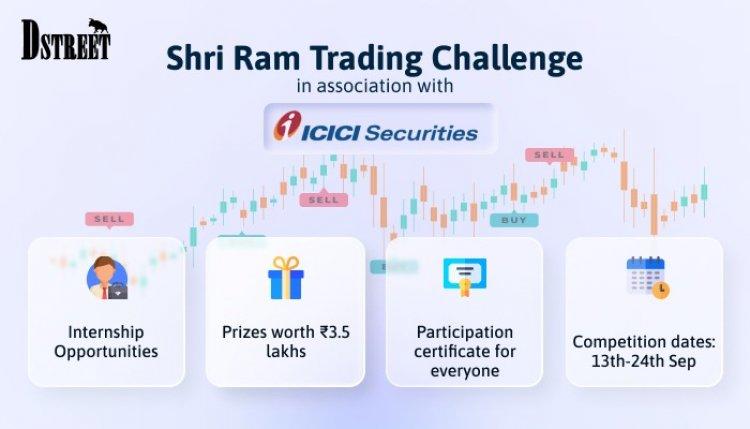 Shriram Trading Challenge 2021  How to Register