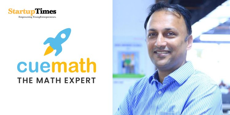 Former Swiggy COO Vivek Sunder joins Cuemath as CEO